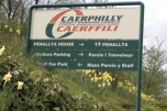 Luckily, the next day, a trip to Caerphilly Council restored our faith in government. We report soon.